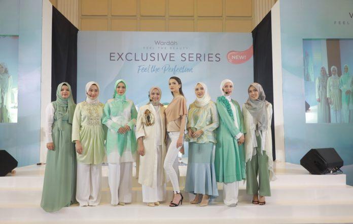 Peluncuran New Wardah Exclusive Series Dan Campaign #FeelThePerfection (8)