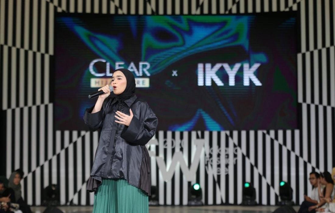 CLEAR X IKYK