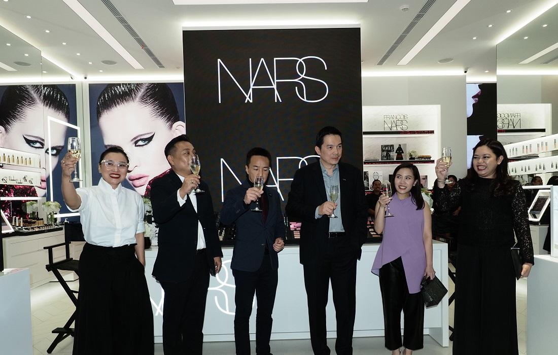 NARS Cosmetics Resmi Masuk Indonesia, Ini Penampakan Butik Pertamanya (3)