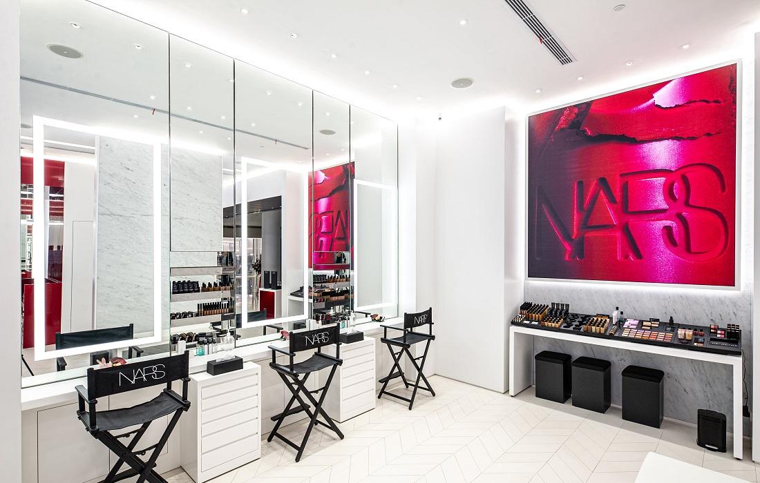 NARS Cosmetics Resmi Masuk Indonesia, Ini Penampakan Butik Pertamanya (5)