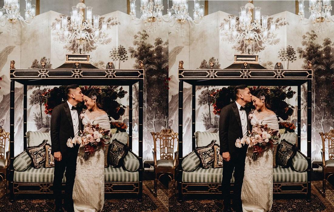 Tampil Memukau Di Hari Pernikahan, Ini Dia Dua Makeup Look Ayla Dimitri 1