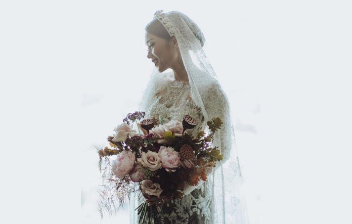 Tampil Memukau Di Hari Pernikahan, Ini Dia Dua Makeup Look Ayla Dimitri