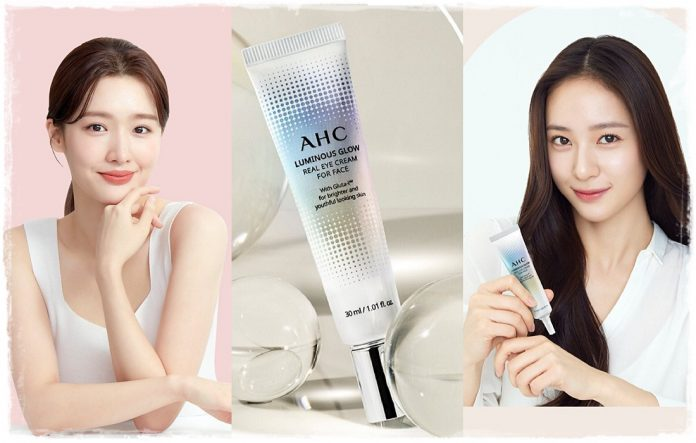 Luminous Glow Real Eye Cream For Face